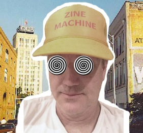 Zine fest head