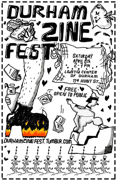 Durham Zine Fest