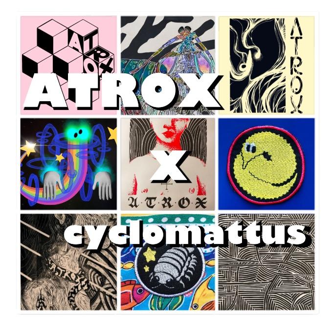 ATROX X cyclomattus