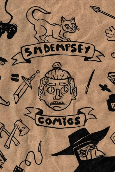 www.smdempseycomics.com